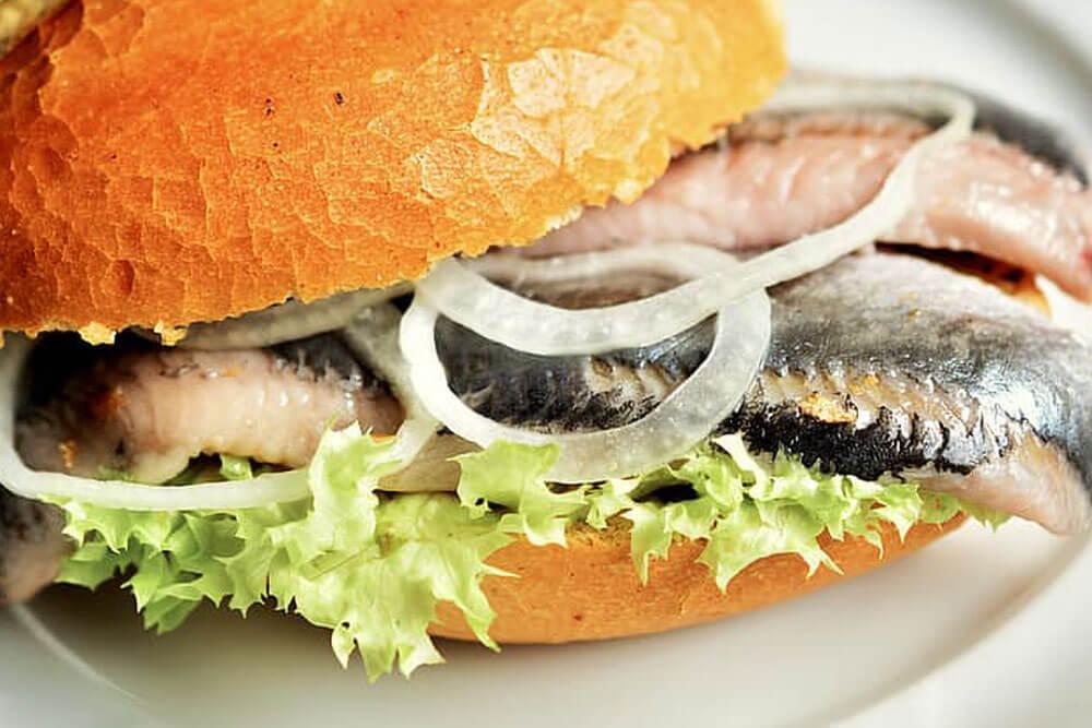 Panino di pesce