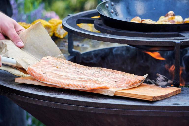 pasqua grigliata di pesce