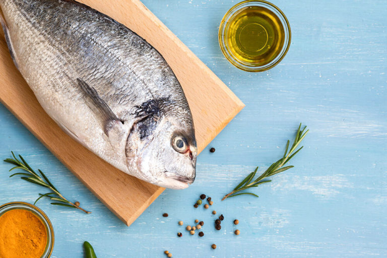pesce effetti sull'abbronzatura