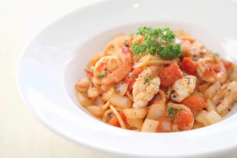 Spaghetti di pesce